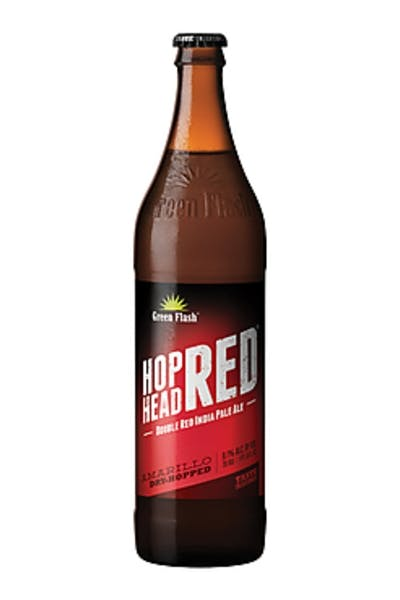Green Flash Hop Head Red