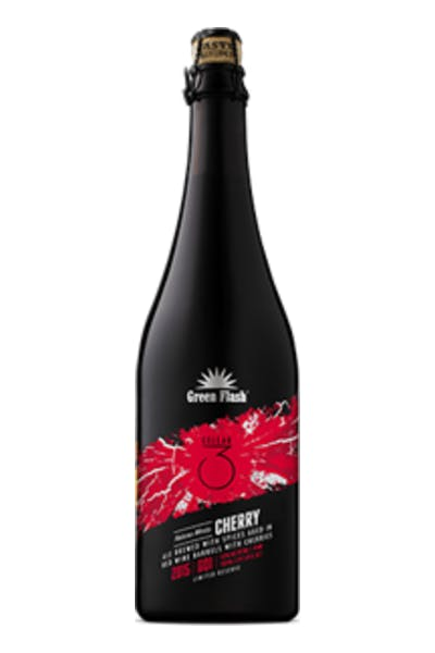 Green Flash Natura Morta Cherry