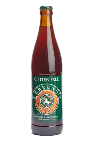 Green's India Pale Ale - Gluten Free
