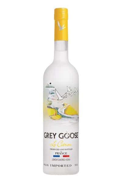 GREY GOOSE® Le Citron Flavored Vodka
