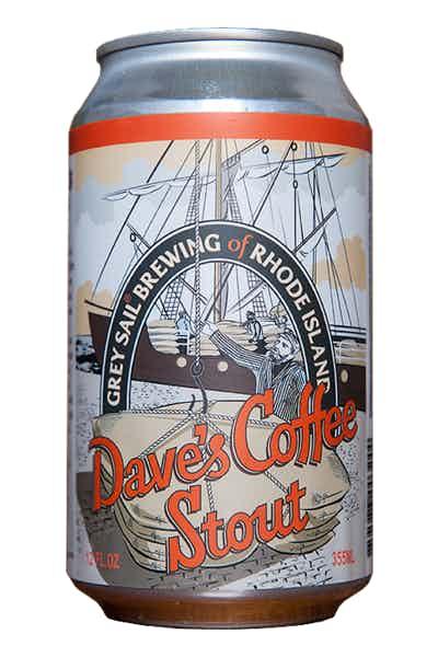 Grey Sail Dave's Coffee Stout