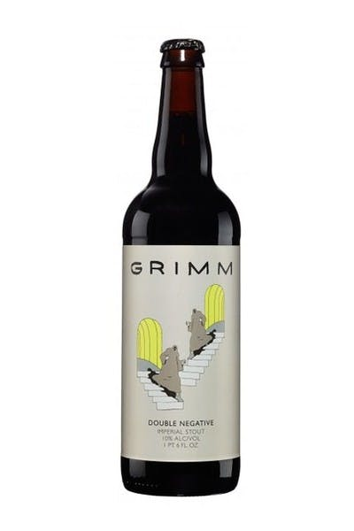 Grimm Double Negative Imperial Stout