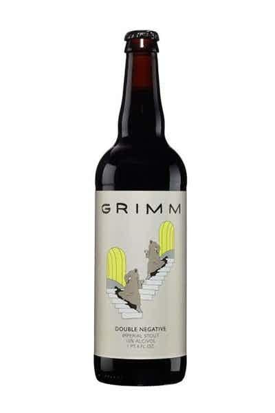 Grimm Double Negative Imperial Stout