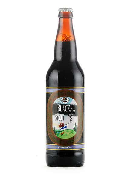Gritty Mcduff's Black Fly Stout