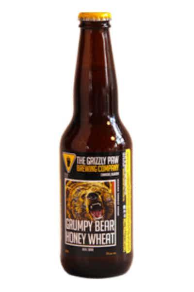 Grizzly Paw Grumpy Bear Honey Wheat