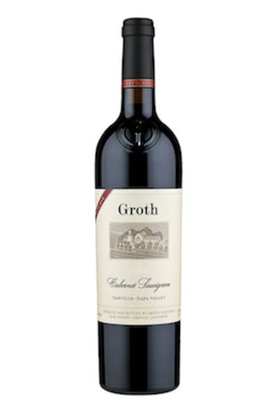 Groth Vineyards Cabernet Sauvignon Reserve