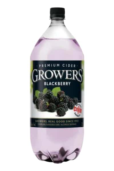 Growers Blackberry Cider