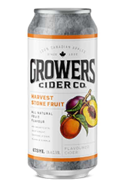Growers Harvest Stone Fruit Cider