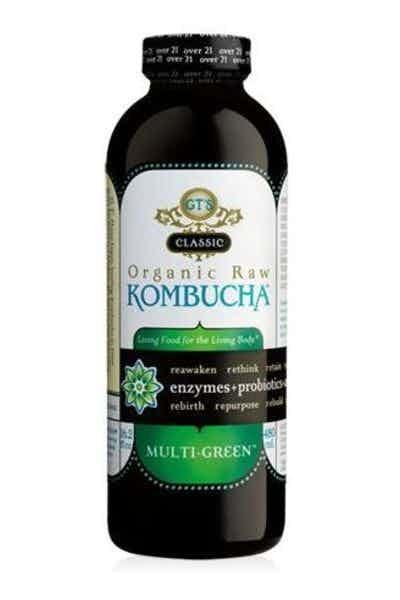 GT's Multi Green Kombucha