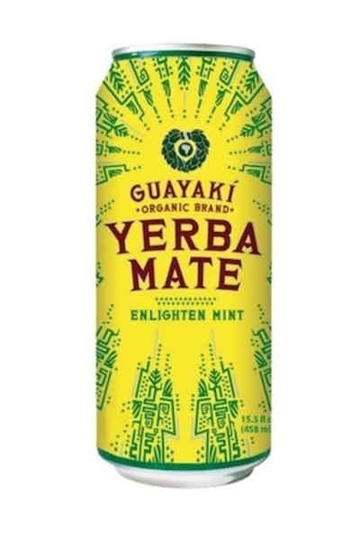 Guayaki Yerba Mate Enlighten Mint