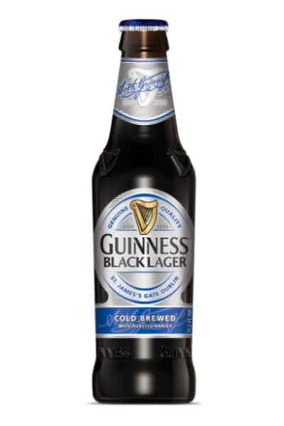 Guinness Black Lager