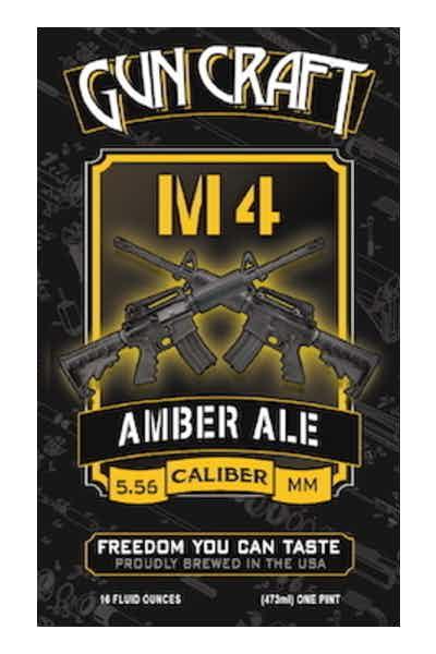 Gun Craft M4 Amber Ale