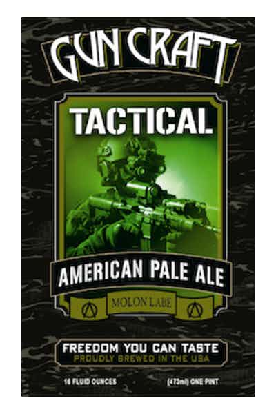 Gun Craft Tactical American Pale Ale