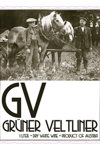 GV Gruner Veltliner