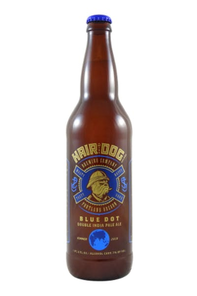 Hair Of The Dog Blue Dot Double IPA
