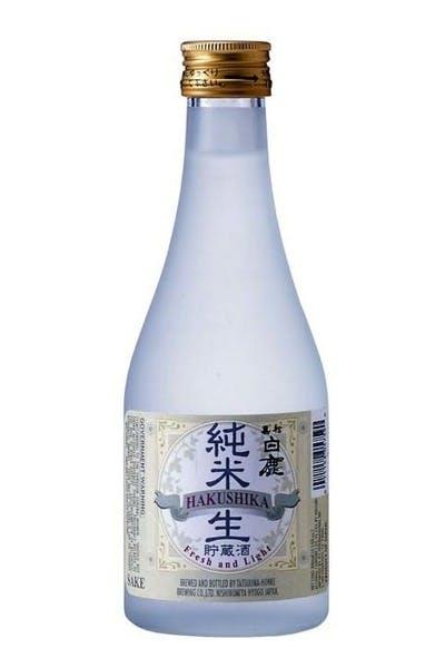 Hakushika Fresh and Light Namazake