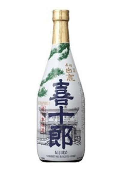 Hakushika Kijuro Tokubetsu Honjozo Sake