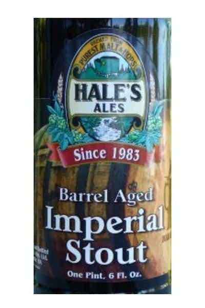 Hale's Ales Barrel Aged Imperial Stout