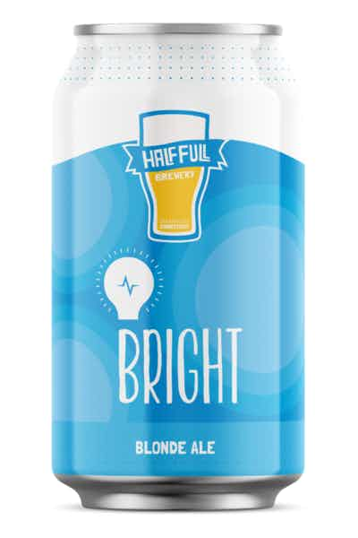 Half Full Bright Blonde Ale