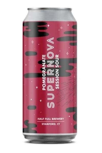 Half Full Pomegranate Supernova Sour Ale