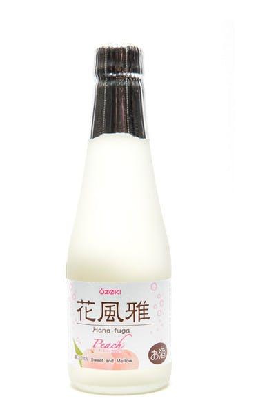Hana Peach Sake