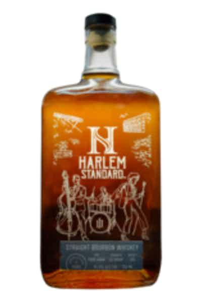 Harlem Standard Straight Bourbon Whiskey 111 Proof