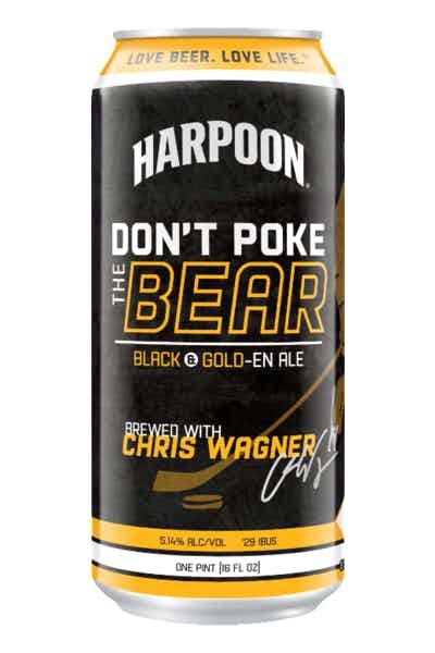 Harpoon Don't Poke The Bear Ale