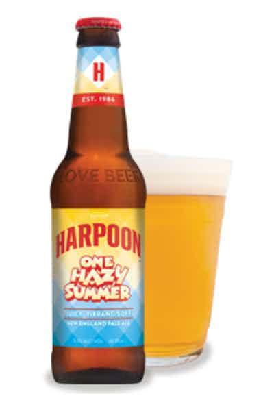 Harpoon One Hazy Summer