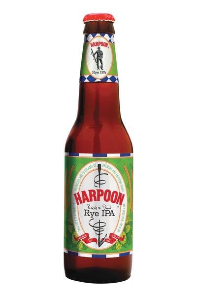Harpoon Rich & Dan's Rye IPA
