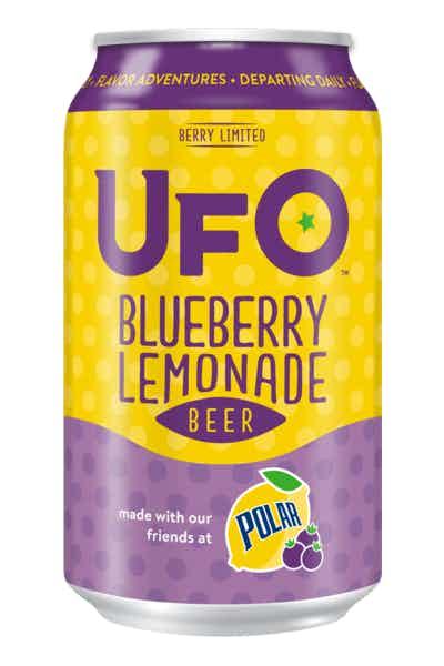 UFO + Polar Blueberry Lemonade