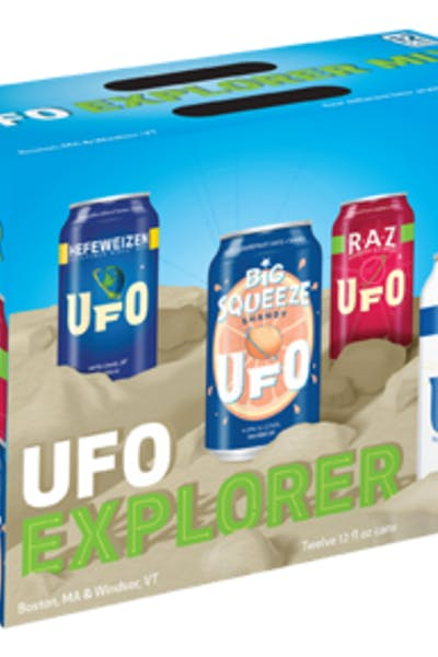 Harpoon UFO Explorer Variety Pack