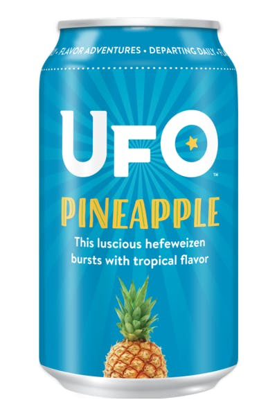 Harpoon UFO Pineapple Ale