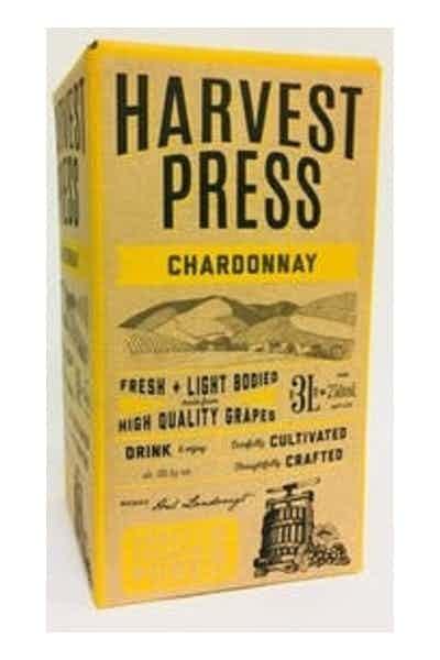 Harvest Press Chardonnay
