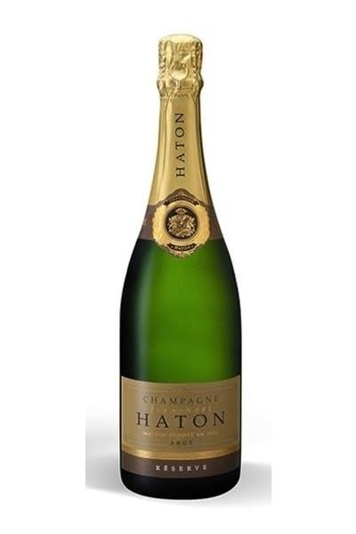 Haton Champagne Brut Reserve