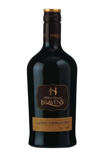 Heavens Classic Cappuccino Liqueur