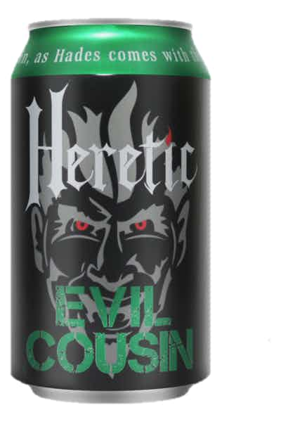 Heretic Brewing Evil Cousin
