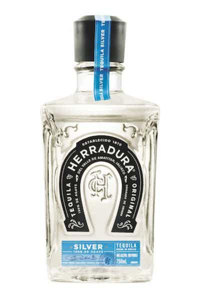 Herradura Silver Tequila Gift Set with Ice Molds
