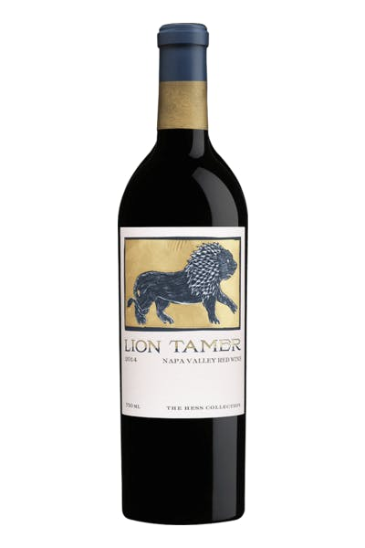 Hess Collection The Lion Tamer Red Blend