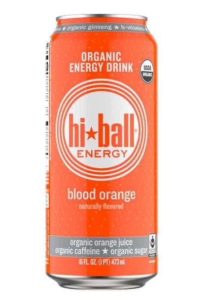 Hi-ball Energy Blood Orange