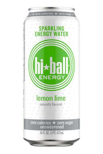 Hi-ball Energy Organic Lemon Lime