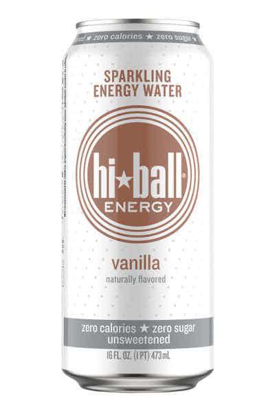 Hi-ball Energy Vanilla