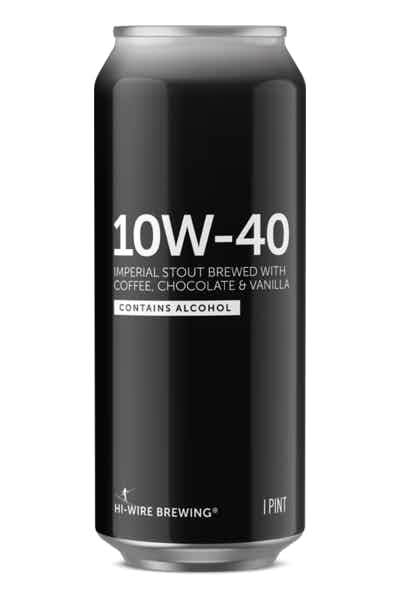 Hi-Wire Brewing Mexican Hot Chocolate 10W-40 Imperial Stout
