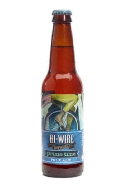 Hi Wire Prime Time Pale Ale