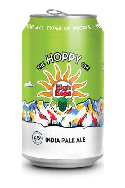 High Hops Brewery The Hoppy One