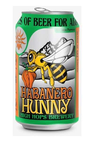 High Hops Habanero Hunny American Red