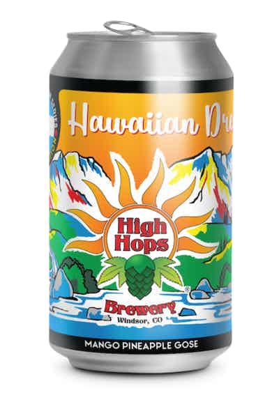 High Hops Hawaiian Dream Mango Pineapple Gose