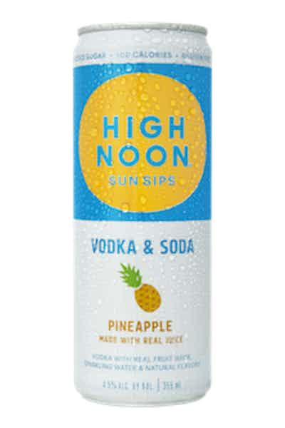 High Noon Pineapple Hard Seltzer