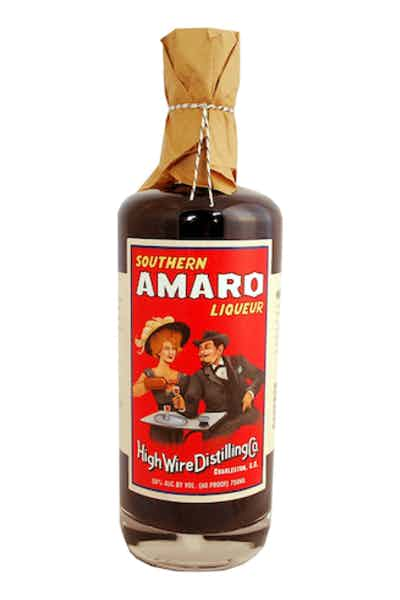 High Wire Distilling Co. Southern Amaro Liqueur