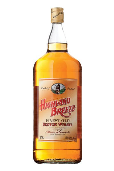 Highland Breeze Finest Old Scotch Whisky