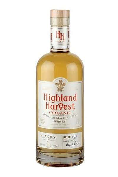 Highland Harvest Organic Scotch